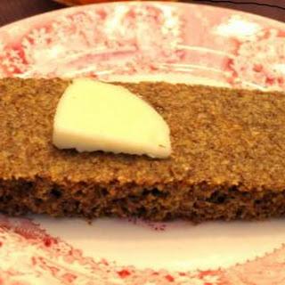 Focaccia-Style Flax Bread.