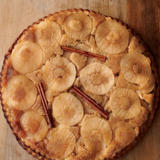 Apple Pie Upside-Down Cake.