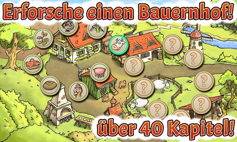 bauernhof spiele kindergarten