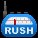 RUSH online-radio logo