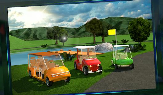 Golf Cart Simulator 3D 10