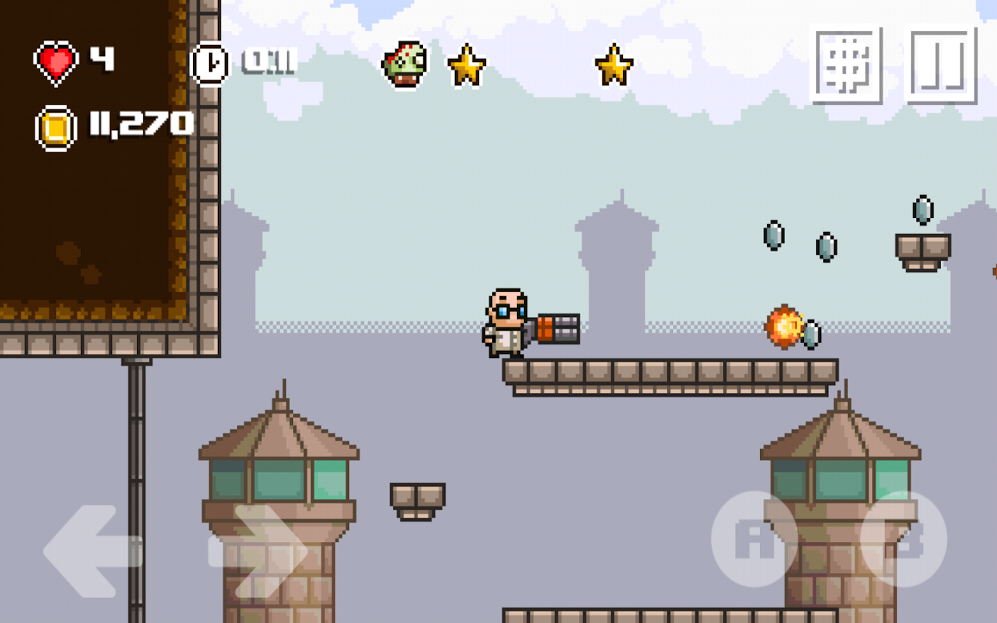 Random Heroes 3- screenshot