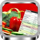 Nutrition Facts icon