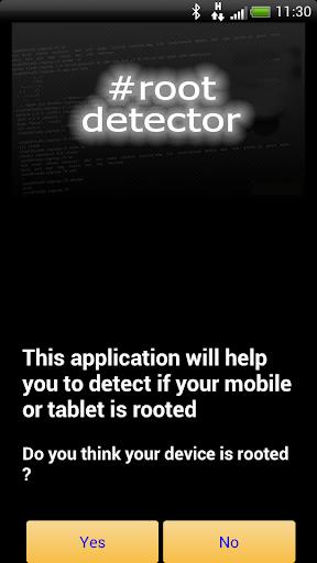 Root Detector