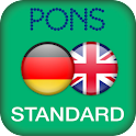 PONS English<>German STANDARD logo