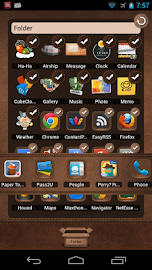 TSF Shell 3D Launcher Screenshot 3