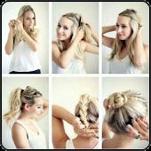 Hairstyle tutorials 1
