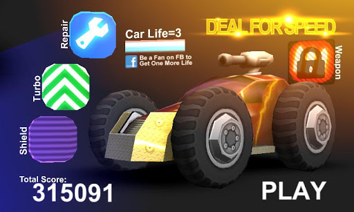 Deal for Speed 1.7