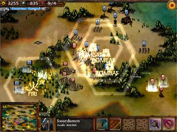 Autumn Dynasty - RTS Screenshot 15