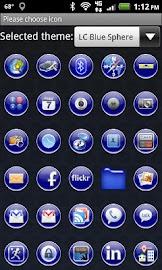 LC Blue Sphere2 Apex/Go/Nova Screenshot 6