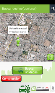 Taxi Seguro León Guanajuato screenshot
