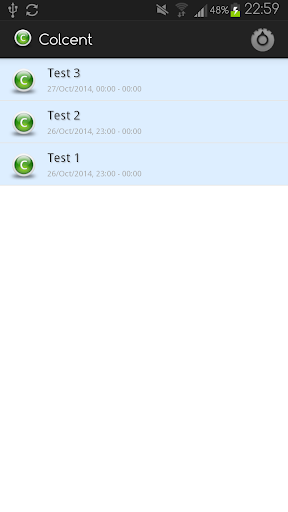 Colcent Beta 1.1