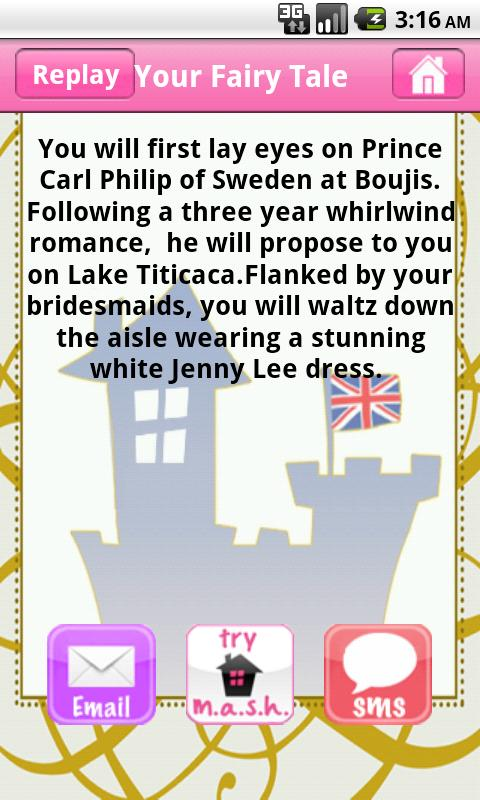 MASH Royal Wedding - screenshot