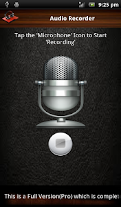 Audio and Video Recorder Lite screenshot 10