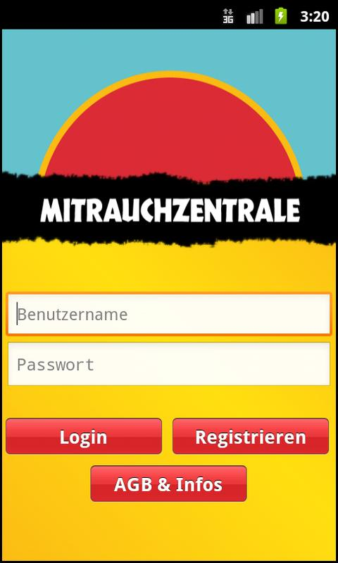 Mitrauchzentrale- screenshot