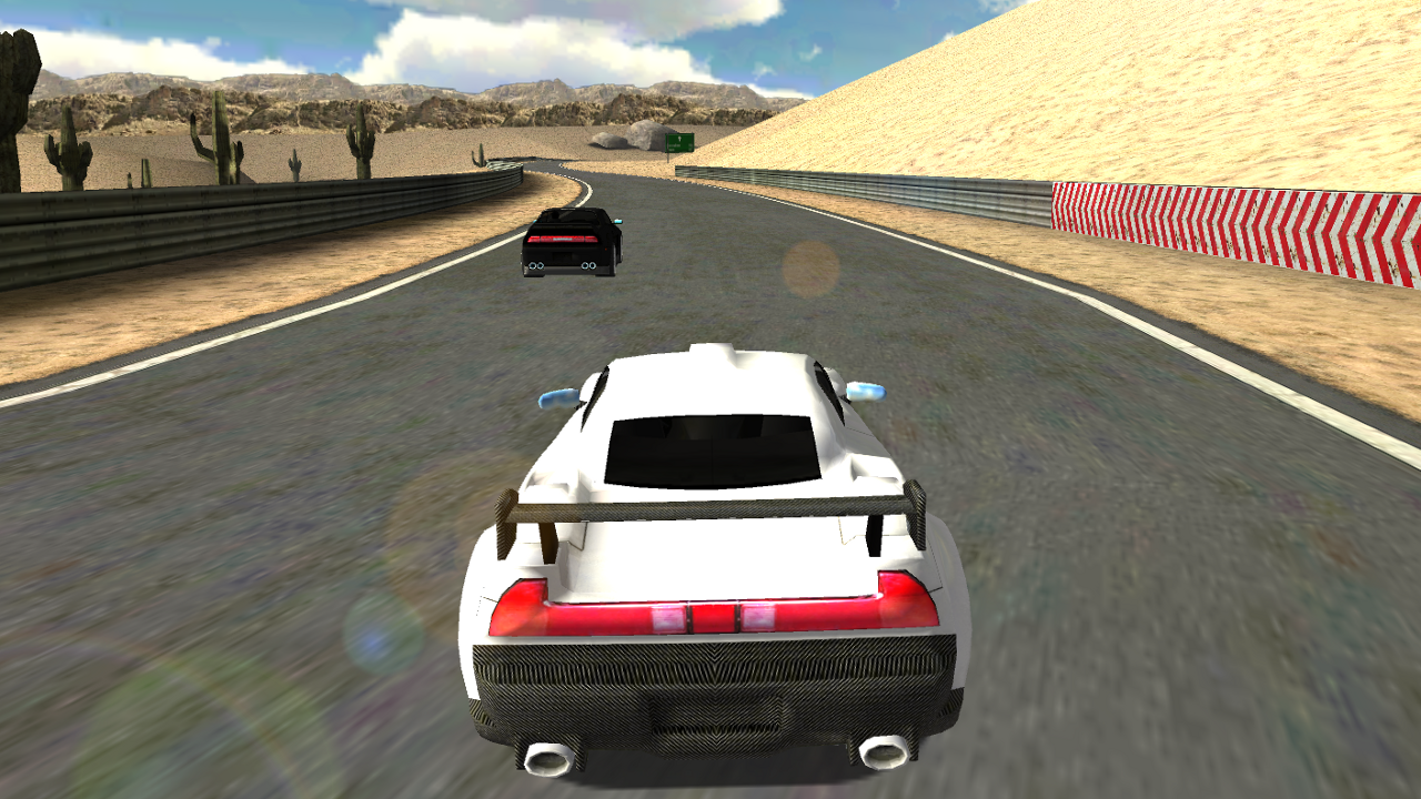 ILLEGAL SPEED RACING- screenshot