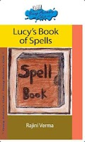 Screenshot of E-book - Lucy's Book of Spells