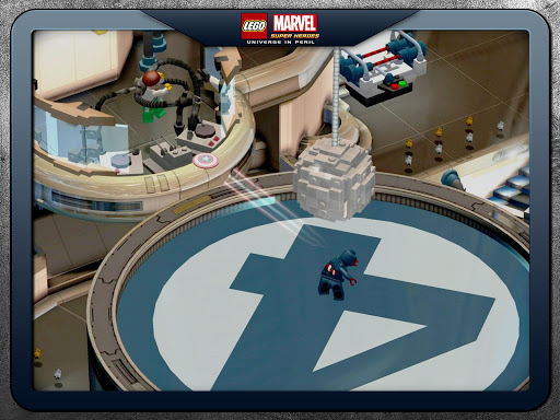 LEGO ® Marvel Super Heroes  screenshots 7