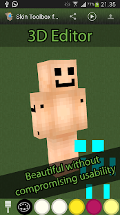 Skin Toolbox for Minecraft