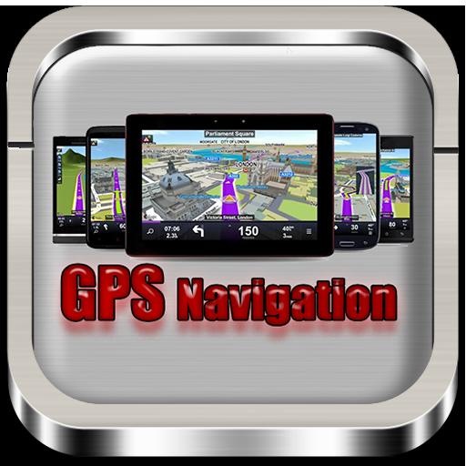 GPS Navigation LOGO-APP點子