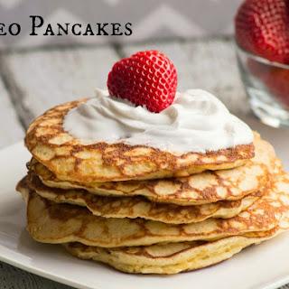 Paleo/Gluten Free Pancakes.