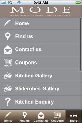 Mode Kitchens & Bedrooms 玩生活App免費 玩APPs