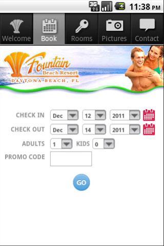 Fountain Beach Resort- screenshot