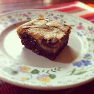 Peanut Butter Brownies II.