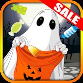 Halloween Ghost Tilt Game