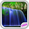 Waterfall Magic Live Wallpaper icon