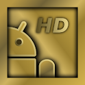 Pure Gold GO Launcher Ex Theme logo