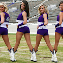 TCU Cheerleaders logo