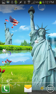Statue of Liberty Wallpaper- screenshot thumbnail