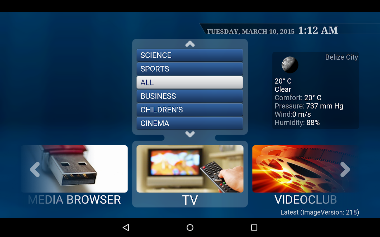 Why does my StbEmu Pro app look like this? : IPTV