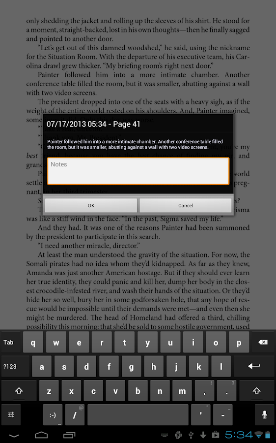 Entitle Books - screenshot