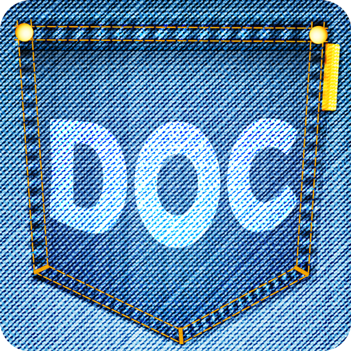 PocketDoc - document copies LOGO-APP點子