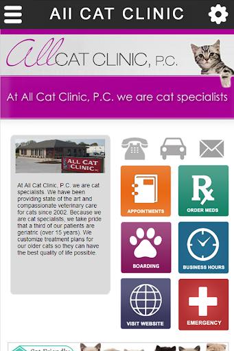 免費下載醫療APP|All Cat Clinic app開箱文|APP開箱王