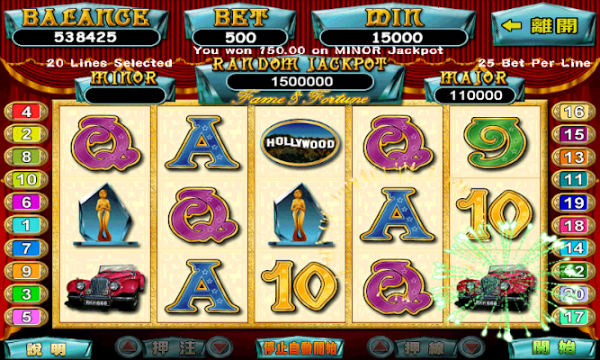 Casino水果盤(老虎機,slots) - screenshot