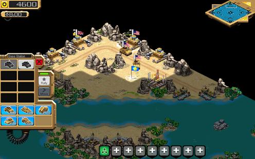 Desert Stormfront - RTS Screenshot 31