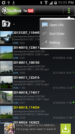 Soul Movie 8.6.9 screenshots 4