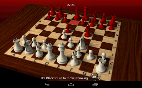 3D Chess Game Android apk