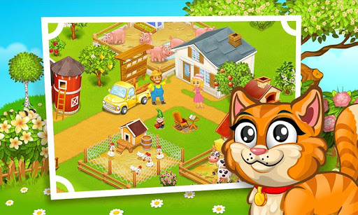 New Farm Townu2122:Day on Hay Farm  screenshots EasyGameCheats.pro 3