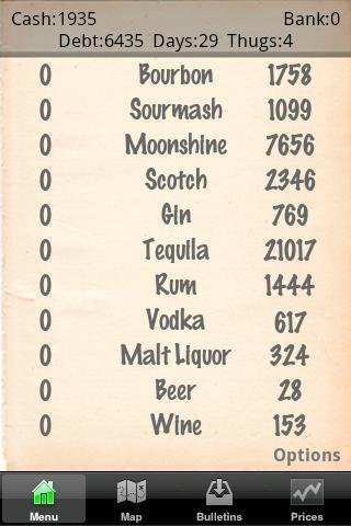 Booze Runner- screenshot