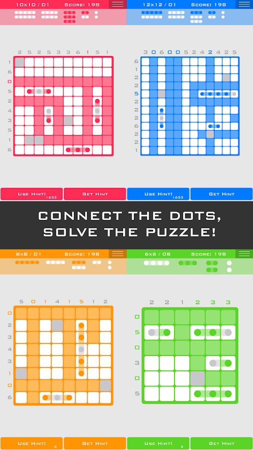 Logic Dots- screenshot