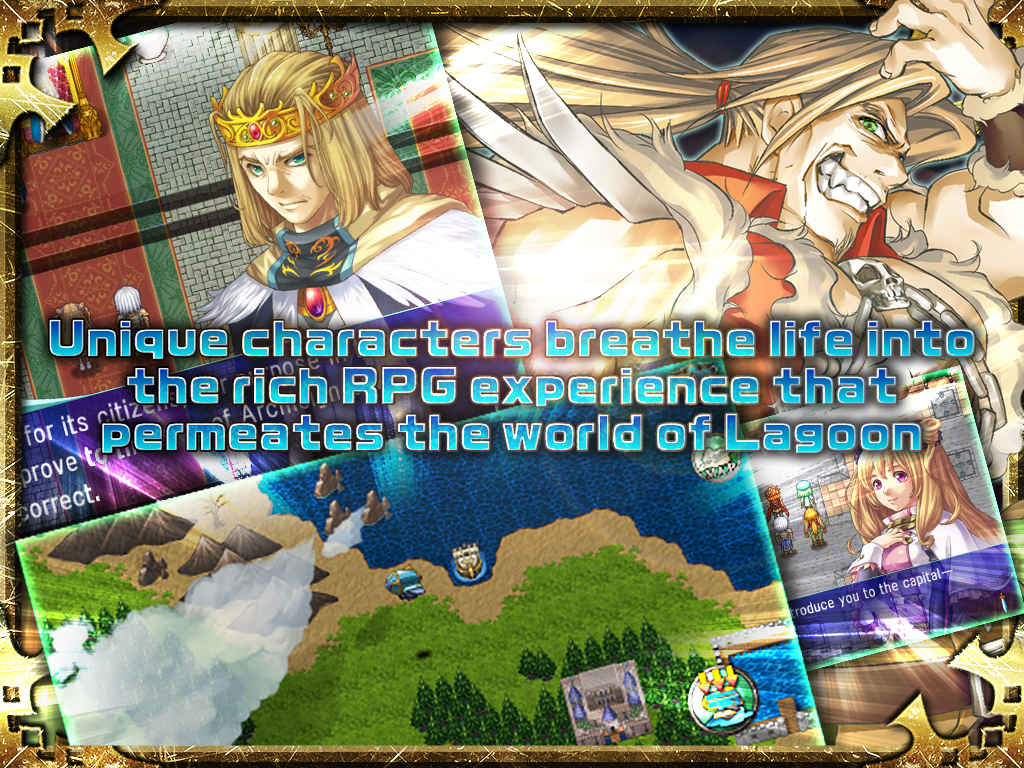 RPG Alphadia Genesis - screenshot