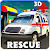 3D Ambulance Rescue Simulator file APK Free for PC, smart TV Download