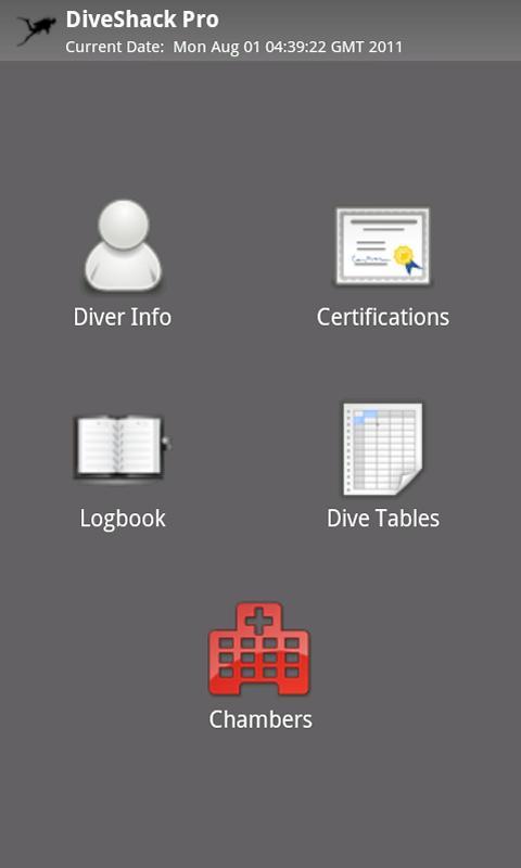 DiveShack Pro- screenshot
