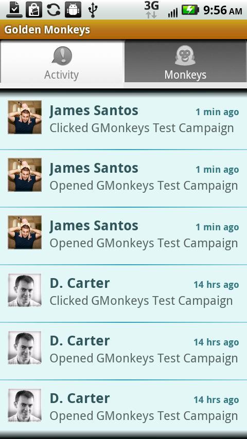 Golden Monkeys - screenshot