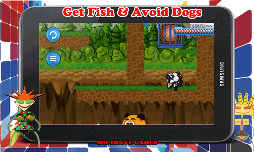 玩街機App|ハングリー子猫のアーケードフィード免費|APP試玩