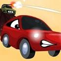 Crazy Car Racing & Car Yard icon